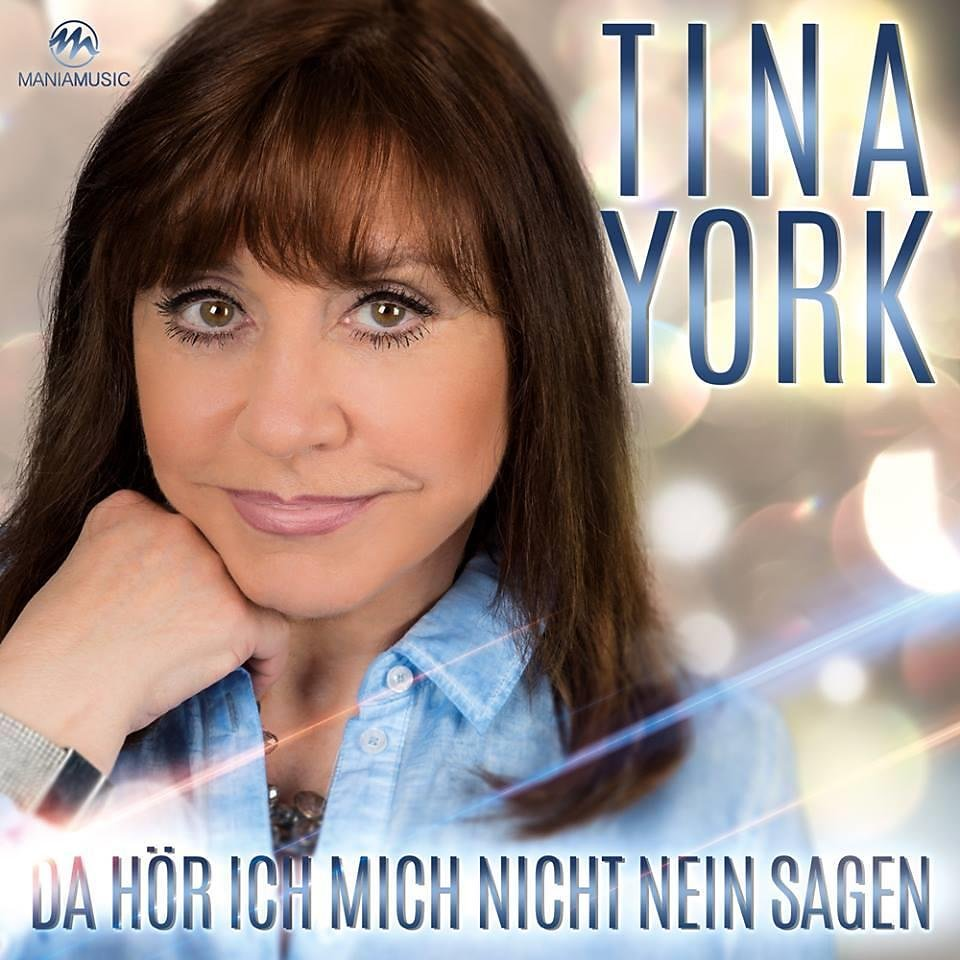 CD Cover - Tina York