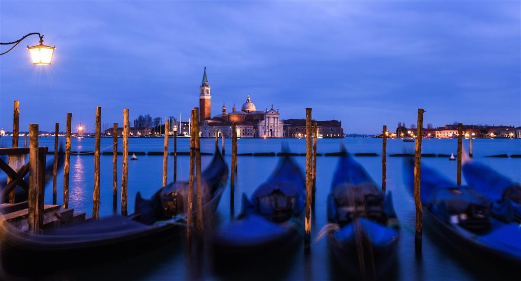 Venezia 7 - Blue Morning