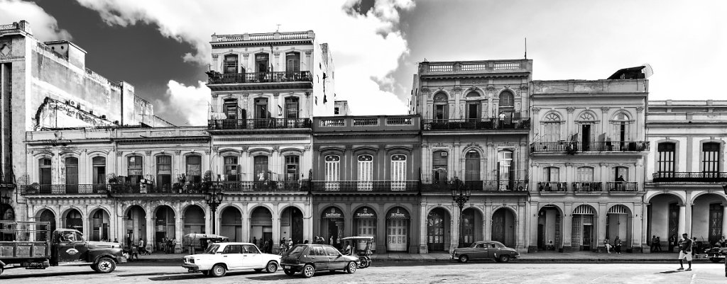 Havanna City 4 black/white