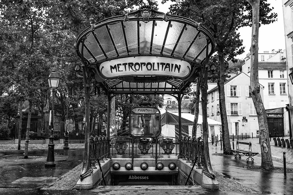 Paris - Metropolitain