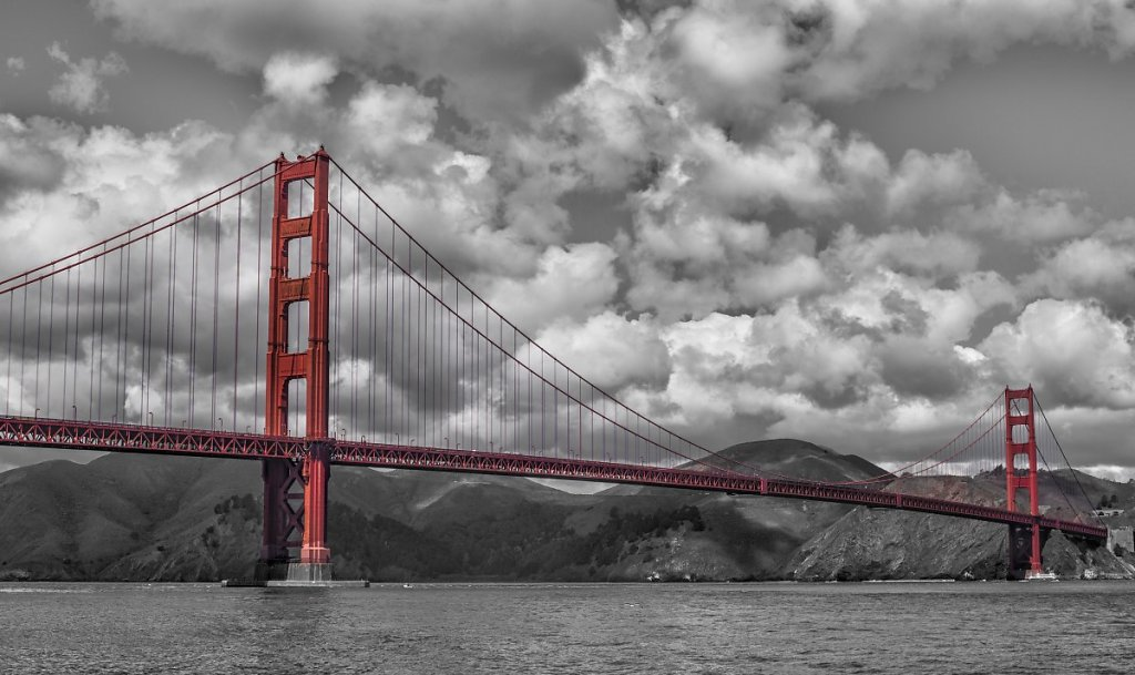 San Francisco - Golden Gate Bridge 2
