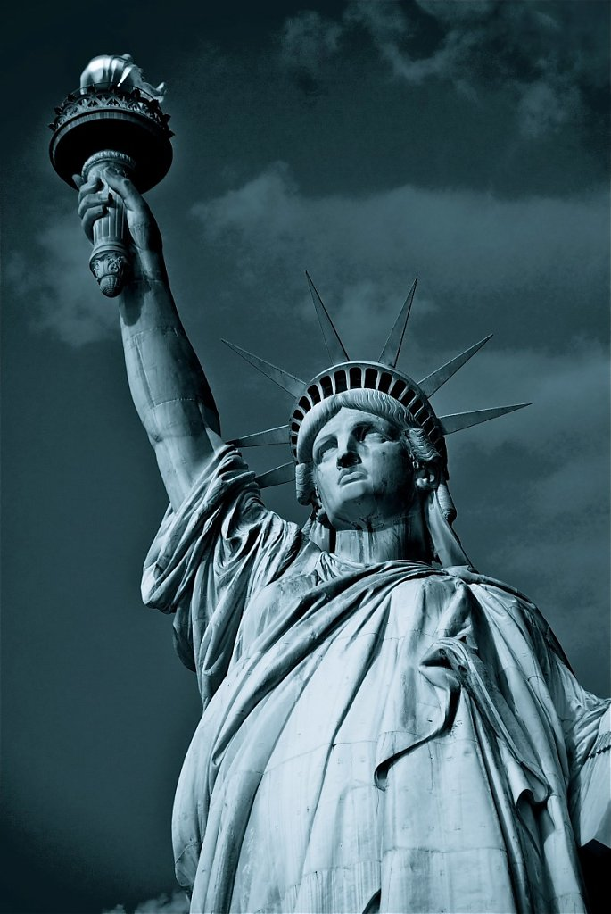 New York - Statue of Liberty 1