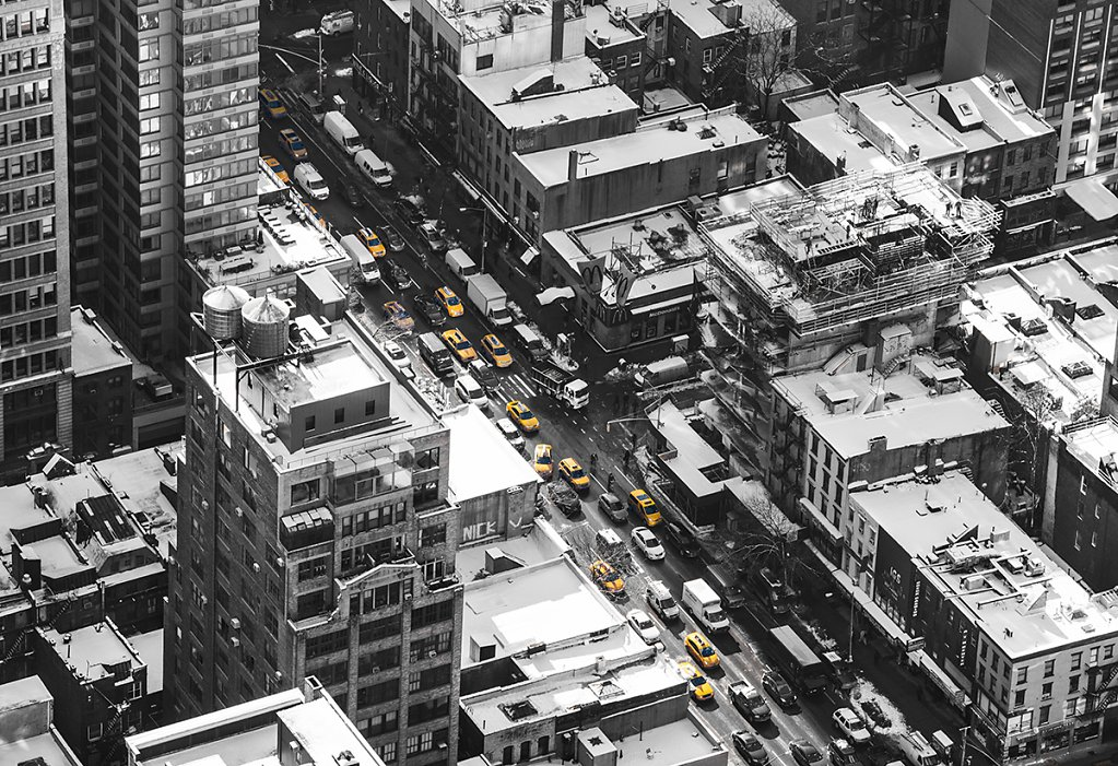 New York - Cars