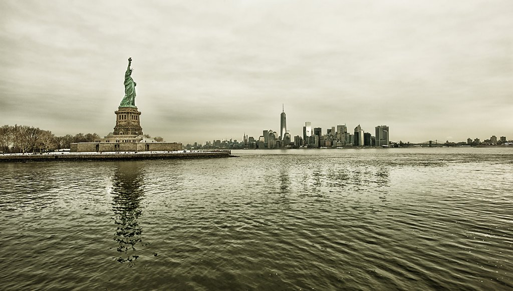 New York - Freedom