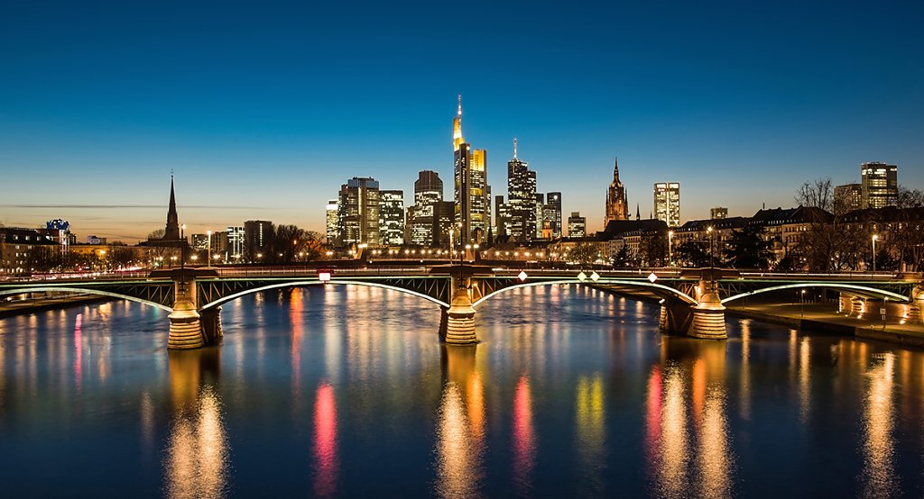 Frankfurt - Colour